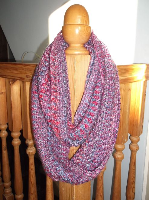 the second cowl... complete