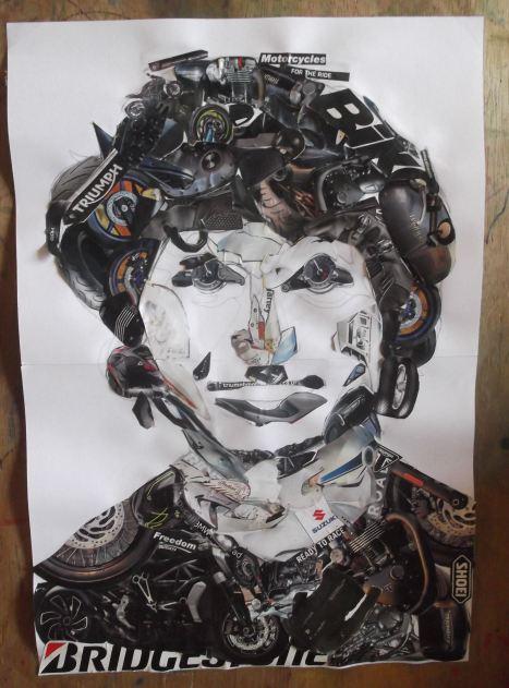 Big J's artwork.
