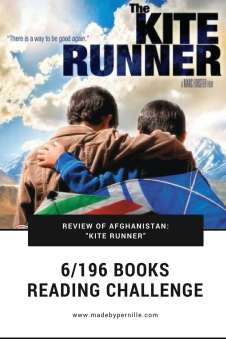 Bookreview The Kite Runner