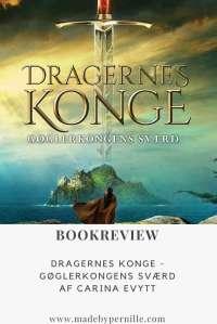 Bookreview_ DragernesKonge2CarinaEvytt