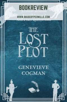Bookreview The Lost Plot by Genevieve Cogman