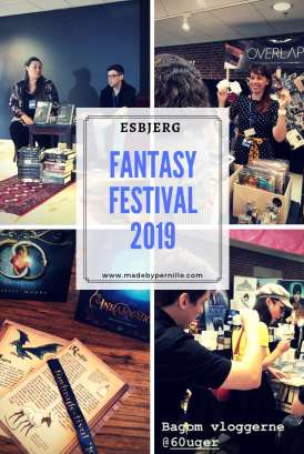 Stemningsbilleder fra Esbjerg Fantasy Festival 2019
