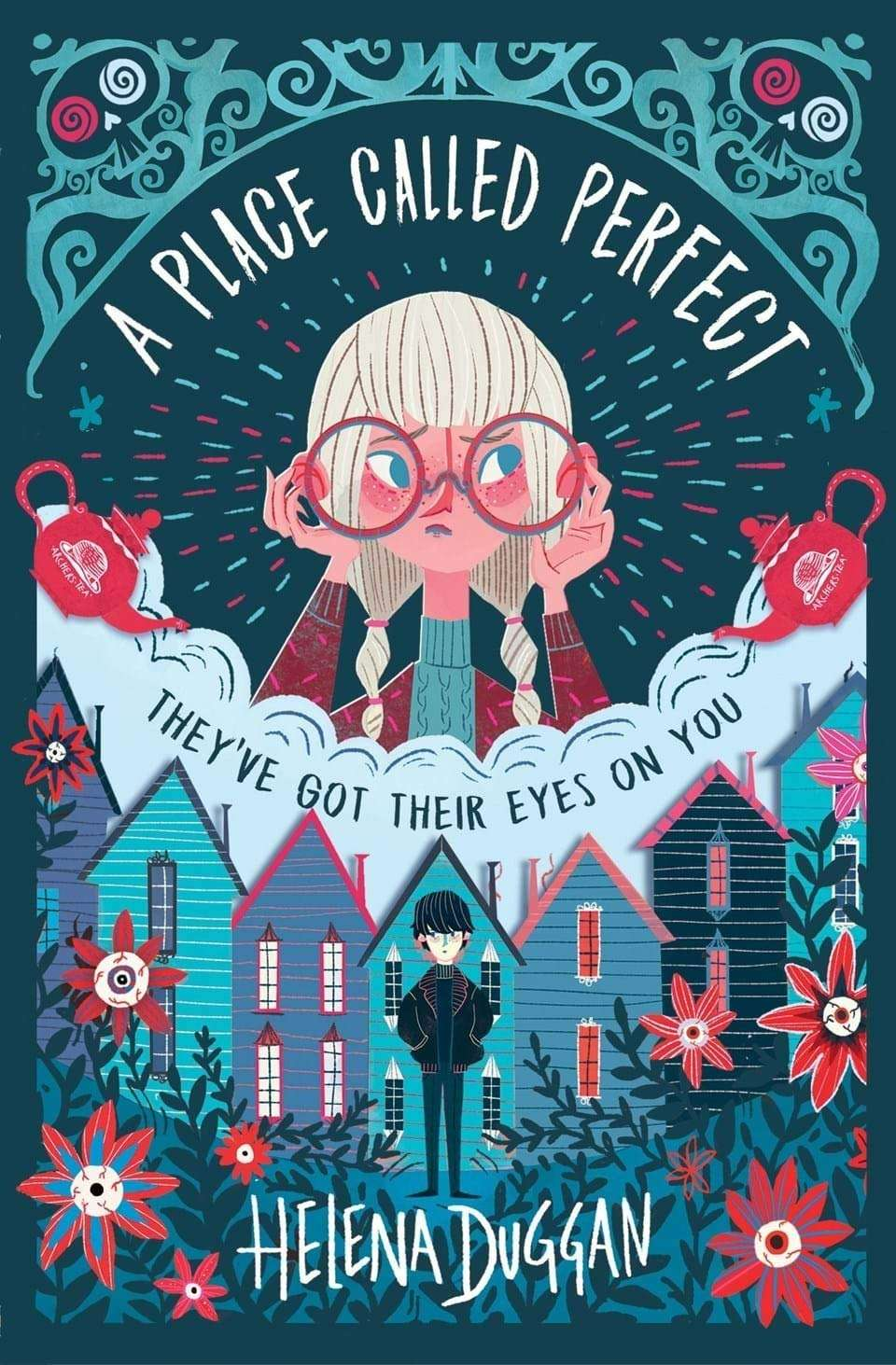 Book review a place called perfect helena duggan