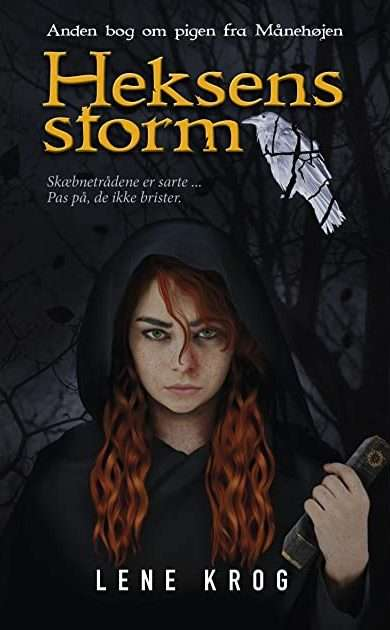 Cover Book review Heksens Storm Lene Krog