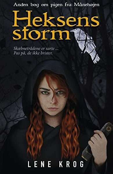 Cover Book review Heksens Storm Lene Krog