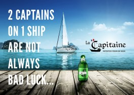 La Capitaine Advertisement1