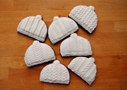 tradycyjne pierniczki miodowe - czapeczki