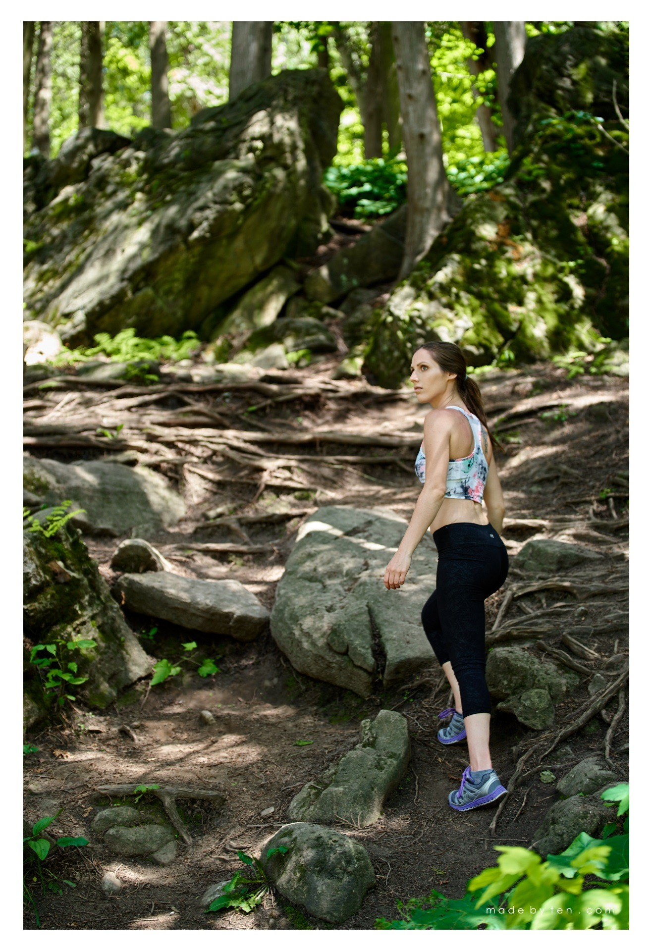 Themed Photoshoot Inspiration Outdoor Fitness And Hiking Made By Ten