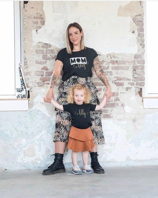 Matching-mama-papa-dochter-zoon