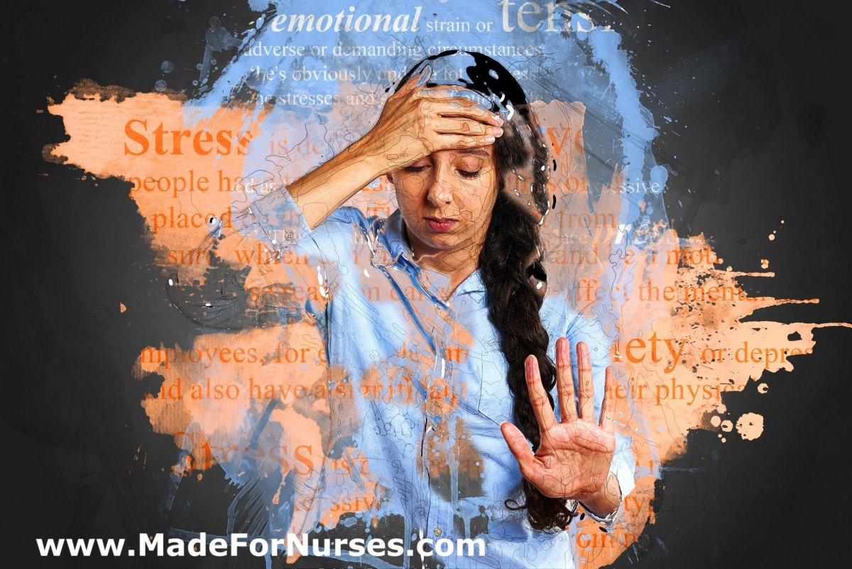 Do You Have Your Own Nursing Diagnosis For Stress?