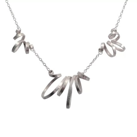 Frances Stunt - Silver Necklace