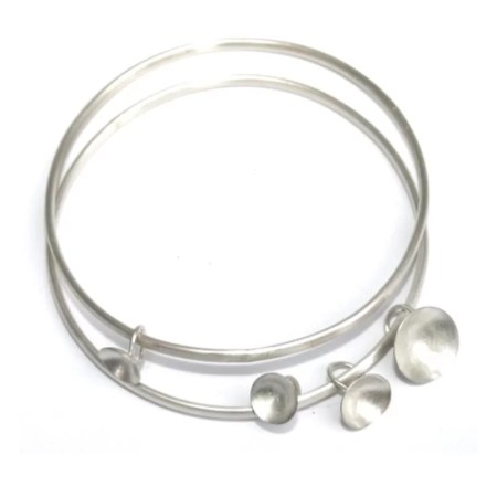 Julia Wright - Cup Bangle