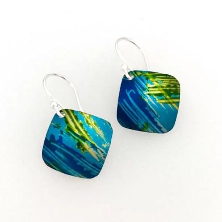 Lisa Marsella - Single drop earrings large