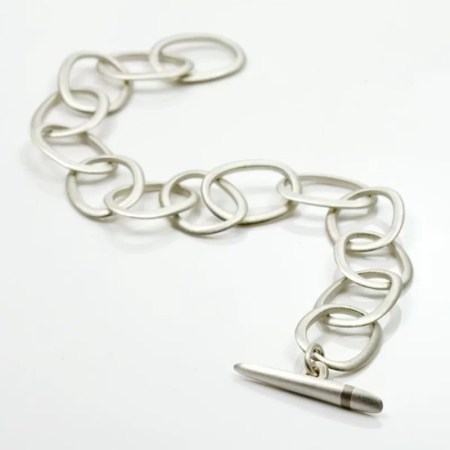 Ruth Bridges - Lode chain link bracelet