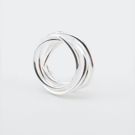 Jeg - Scrawl Ring