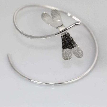 Annette Marshall - Dragonfly Cuff