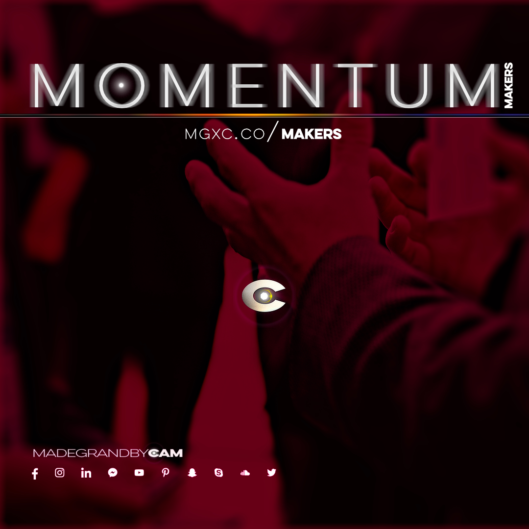 Momentum Makers IRL and Digital Communities