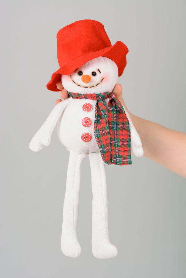Новогодняя игрушка Снеговик 89752077 - купить в магазине ...