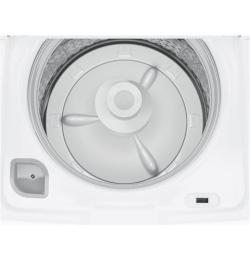 GE Stainless Steel Washer