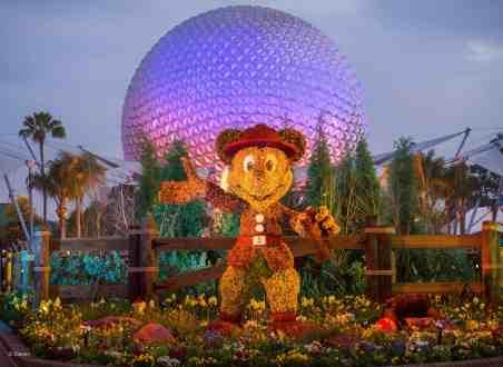 Disney World Epcott