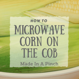 Easiest and Fastest Way to Make Corn on the Cob!