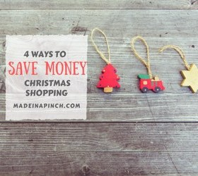4 Ways to Save Money On Christmas Gifts