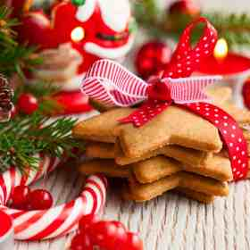 Christmas cookies are great Holiday gift ideas
