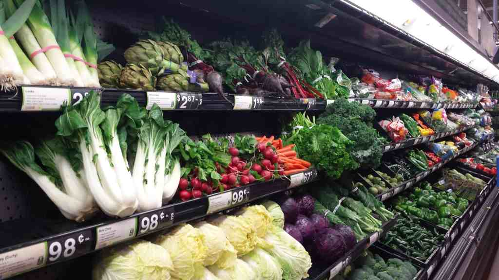 produce groceries