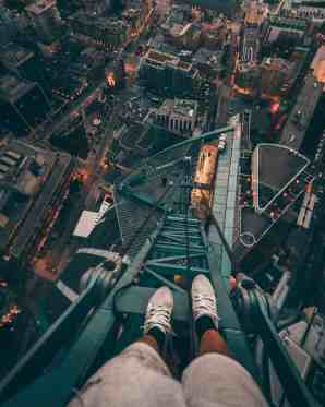 Face your fears of heights