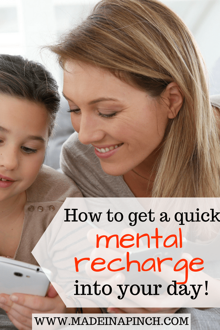 Stimulate your mommy brain and get a fun mental recharge with these tips at Made in a Pinch. For more tips and family life hacks, follow us on Pinterest!