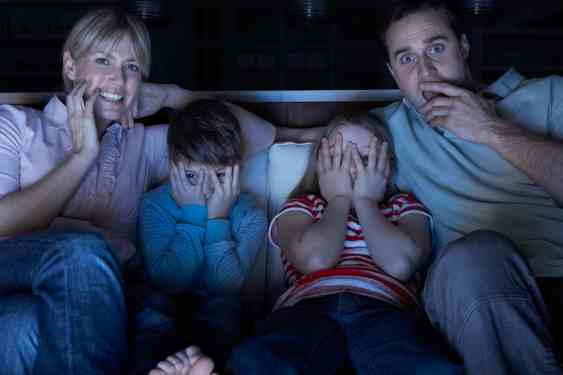 Does your family enjoy watching scary movies? Grab our list of over 100 of the best family Halloween movies on Made in a Pinch and follow us on Pinterest!1