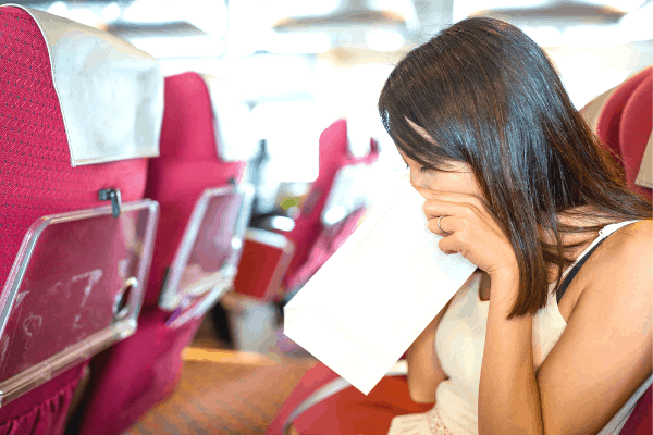 Tips to quickly and effectively calm motion sickness symptoms