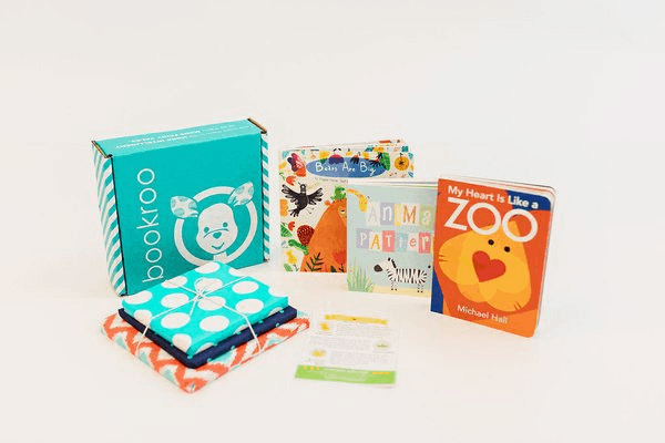 Bookroo has one of the best subscription boxes for kids