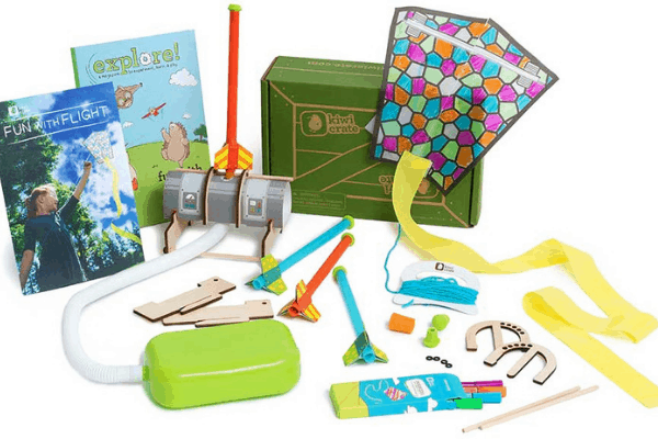 KiwiCo has some of the best subscription boxes for kids