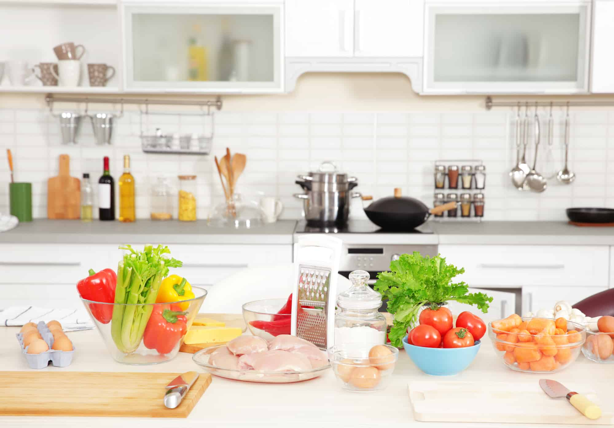 Eco-friendly kitchen gadgets that help turn a kitchen into an environmentally friendly oasis.