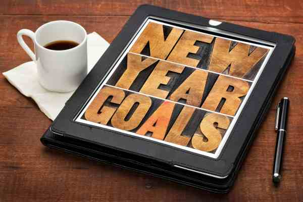 Making new years resolutions for kids is a great way to teach them how to work toward goals