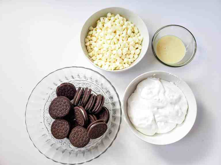 oreo fudge ingredients