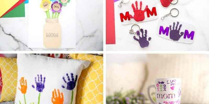 20 Mother's Day Craft Ideas Kids Can Make