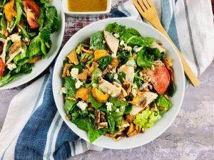 copycat Panera Fuji Apple Salad