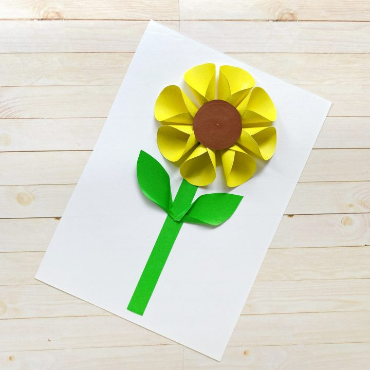 Folded flower craft final