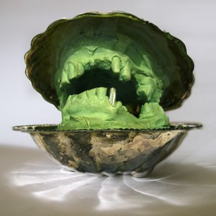 Mealy Mouthed mazuma by Mette Sterre £1,210