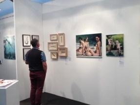 MiAL at Affordable Art Fair 2014