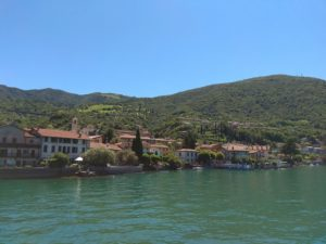 Embarcadère iseo