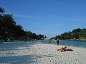 l'île de Redang