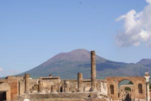 Pompei et Vésuve