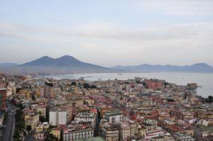 Vue de Naples