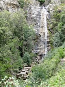 Cascade de CARNAVALE - Corse du Sud