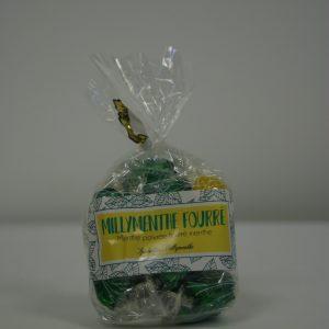 Bonbons fourrés à la menthe Milly Menthe