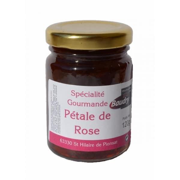 Spécialité Gourmande à la Rose