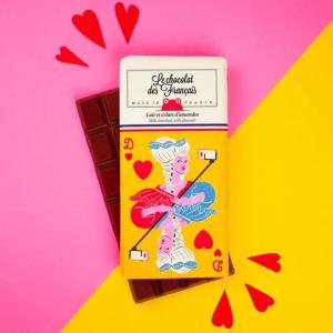 lait-et-eclats-damandes chocolat des français
